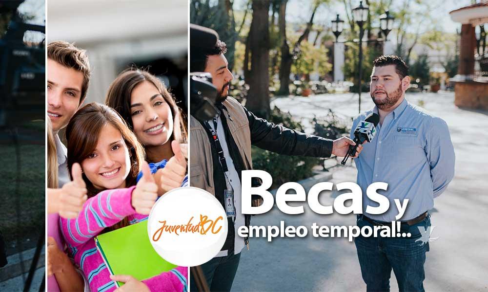 Más de 300 Becas 'Joven Universitario' y empleo temporal para estudiantes: JuventudBC