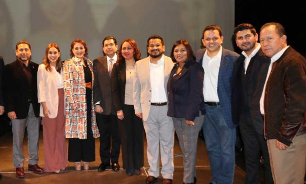 Dip. Benjamín Gómez Macías rinde su segundo informe de actividades legislativas