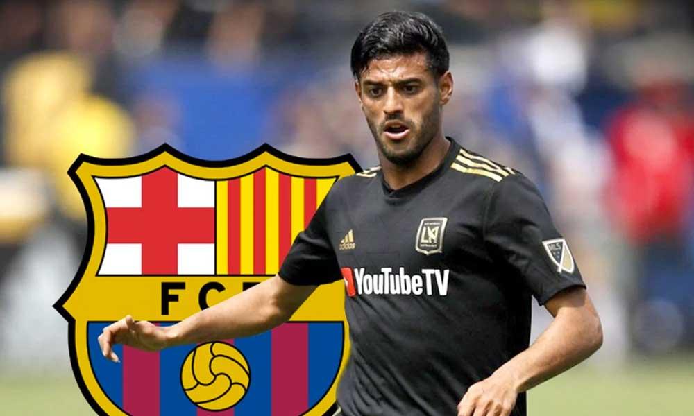 Carlos Vela y Barcelona presuntamente llegaron a un acuerdo