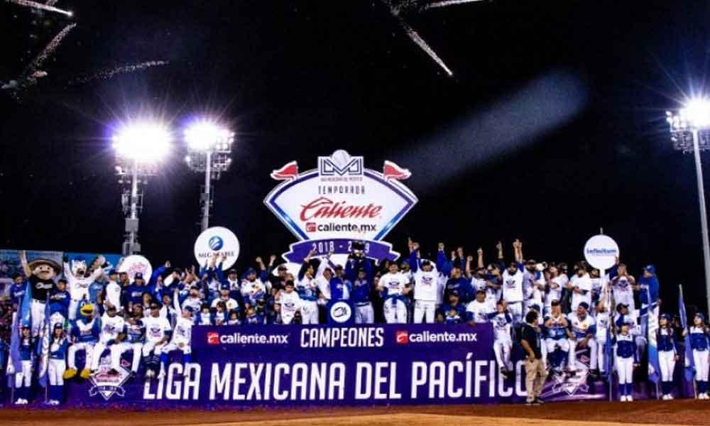 Charros de Jalisco es campeón de la Liga Mexicana del Pacífico