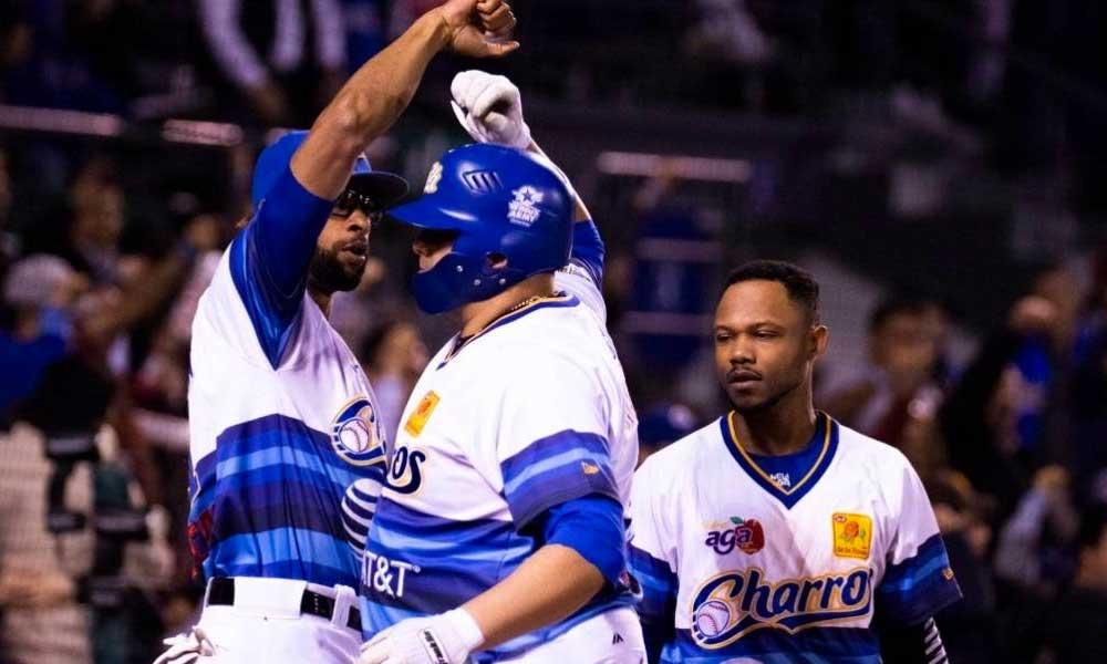 Charros vence a Yaquis y empata la serie final de la Liga Mexicana del Pacífico