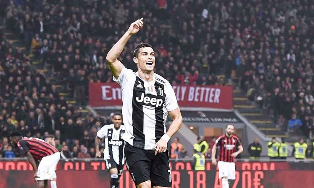Gol de Cristiano Ronaldo da a Juventus la Supercopa y primer título para el portugués con el equipo