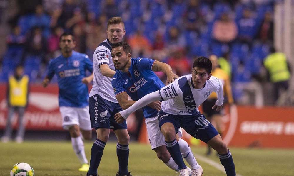 Puebla se 'burló' del Cruz Azul en las redes sociales antes del partido