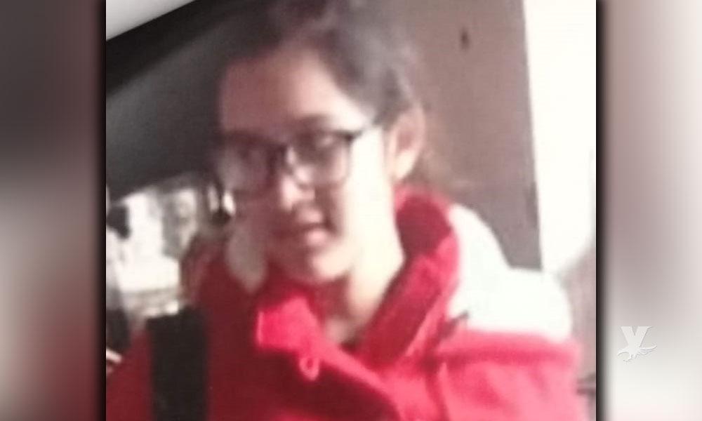 Ximena de sólo 14 años desapareció en Tijuana y es buscada por su familia