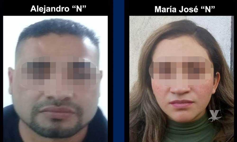 Hombre y mujer son detenidos por policías en el Consulado Americano con presentar documentos falsificados