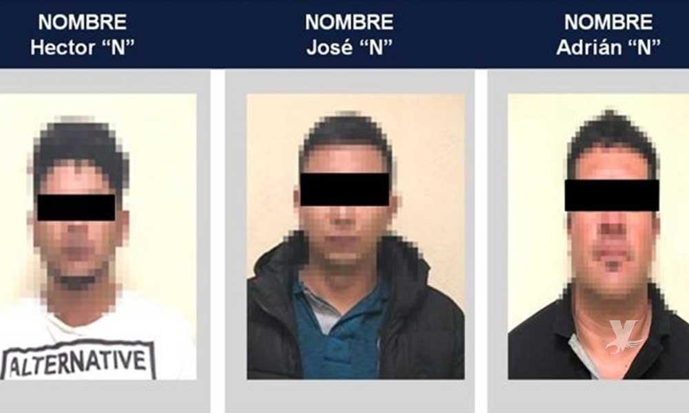 Detienen a grupo de hombres que supuestamente habría abusado de una menor de edad en México
