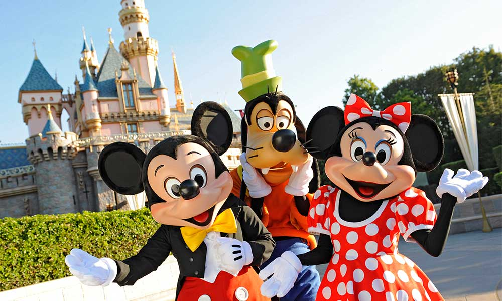¡Disneyland ofrece boletos a 60 dólares por día!
