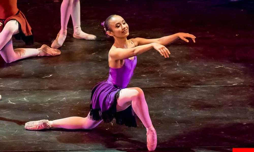 Fátima Monreal la bailarina de ballet tecatense que estudiará y conquistara Rusia