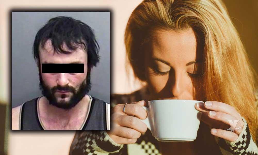 Hombre es detenido por eyacular en el café de su patrona durante 4 años seguidos