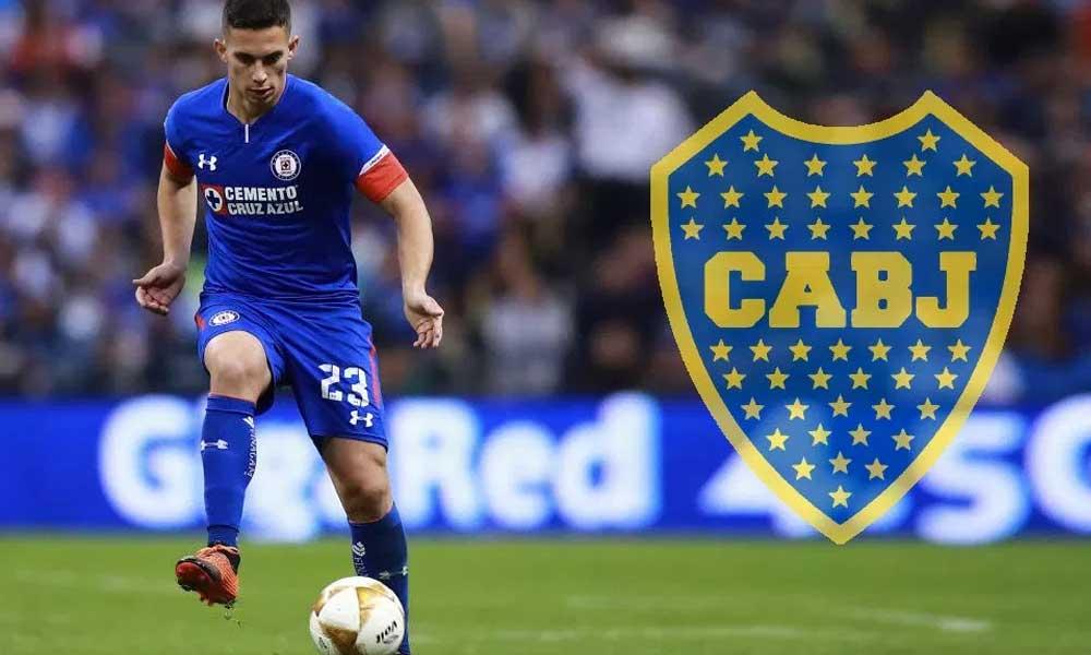 Iván Marcone firma con el Boca Juniors y dejará al Cruz Azul