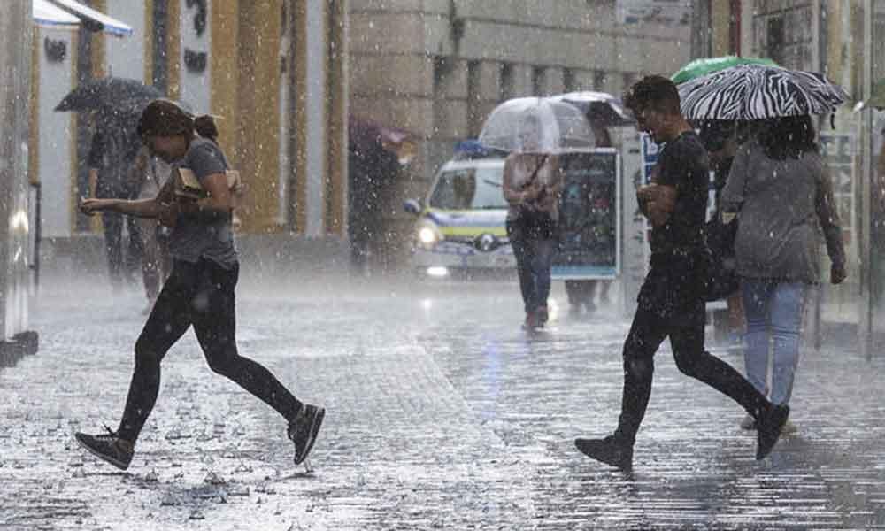 A partir de mañana empiezan 5 días de lluvia en Baja California