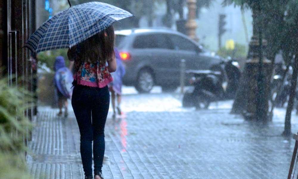 Lluvias en Baja California continuarán hasta el día viernes