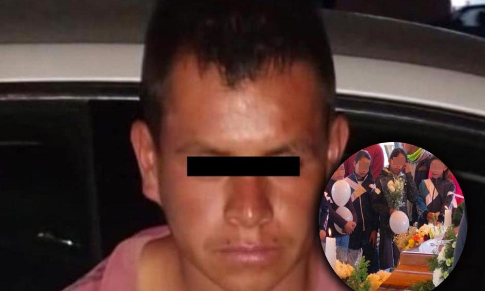 Capturan en Puebla al presunto violador y asesino de Camila