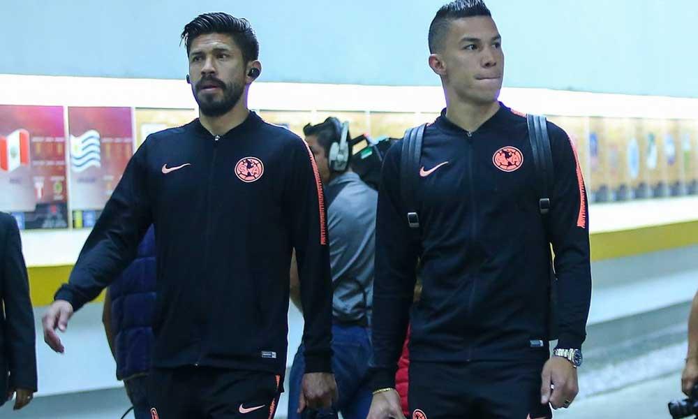 Oribe Peralta y Mateus Uribe serán bajas tres semanas en el América