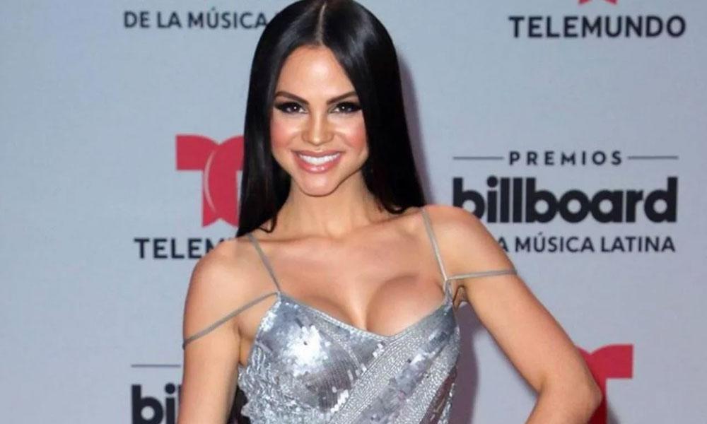 Natti Natasha posa en vestido transparente en la grabación de su nuevo video