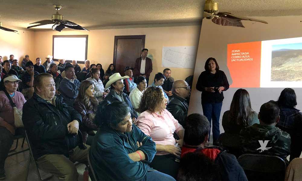 Presentan proyecto de Planta de Segregación, Separación y Disposición Final de Residuos para Cerro Azul en Tecate