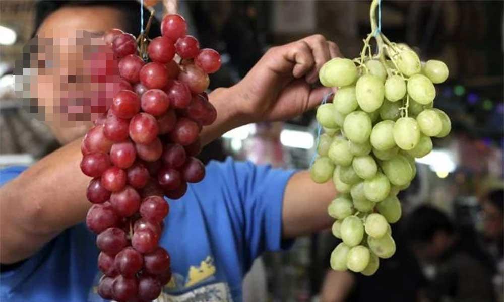 Pequeño de 3 años se ahoga con una uva en año nuevo y muere