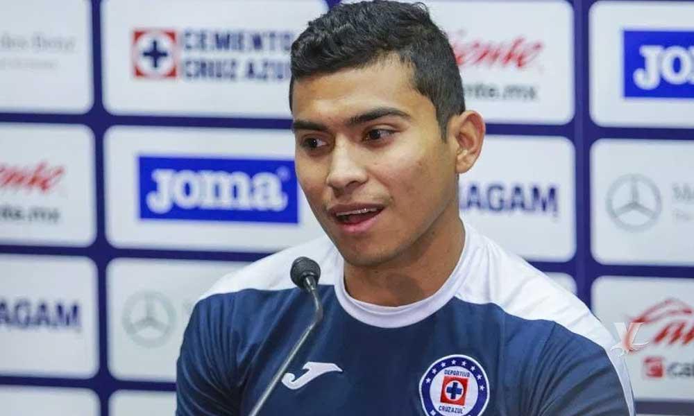 Orbelín Pineda dice que si mete gol a Chivas no lo festejará