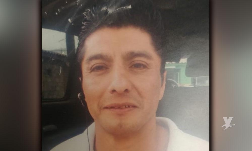 Familiares buscan a Oswaldo desaparecido en calles de Tijuana