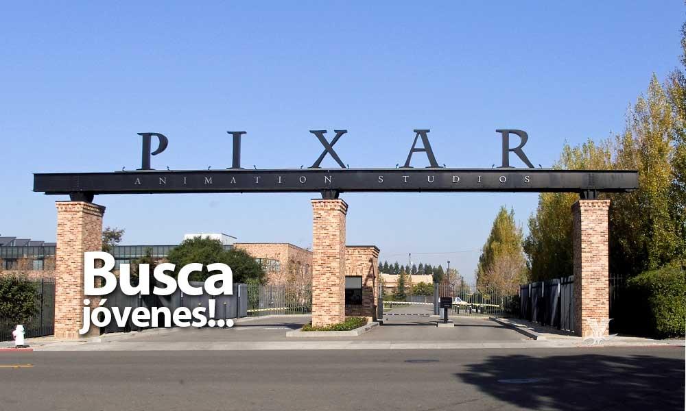 Pixar abre convocatoria para su programa de Prácticas Profesionales de verano 2019