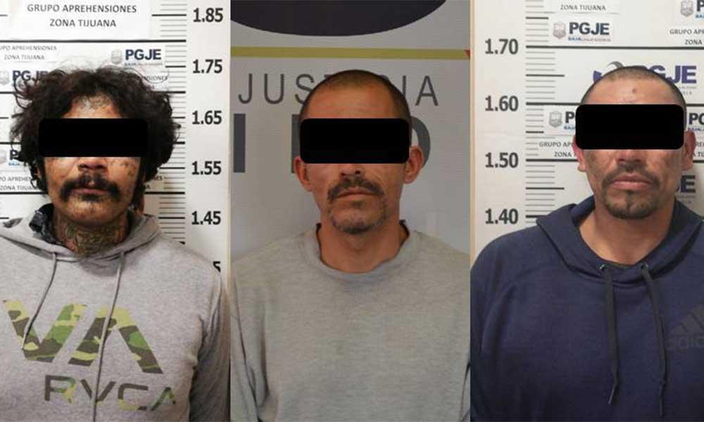 Resuelve PGJE caso de homicidio de tres jóvenes, dos de ellos de San Diego