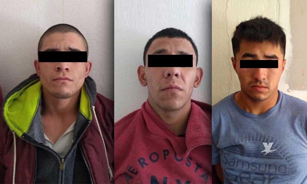 Cae banda de robacarros en Tecate