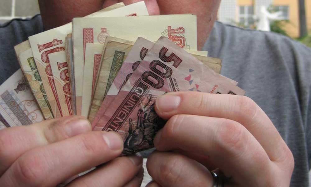 ¡Infórmate! Aumenta salario mínimo a 176.72 pesos en la llamadaZona Libre de la Frontera Norte