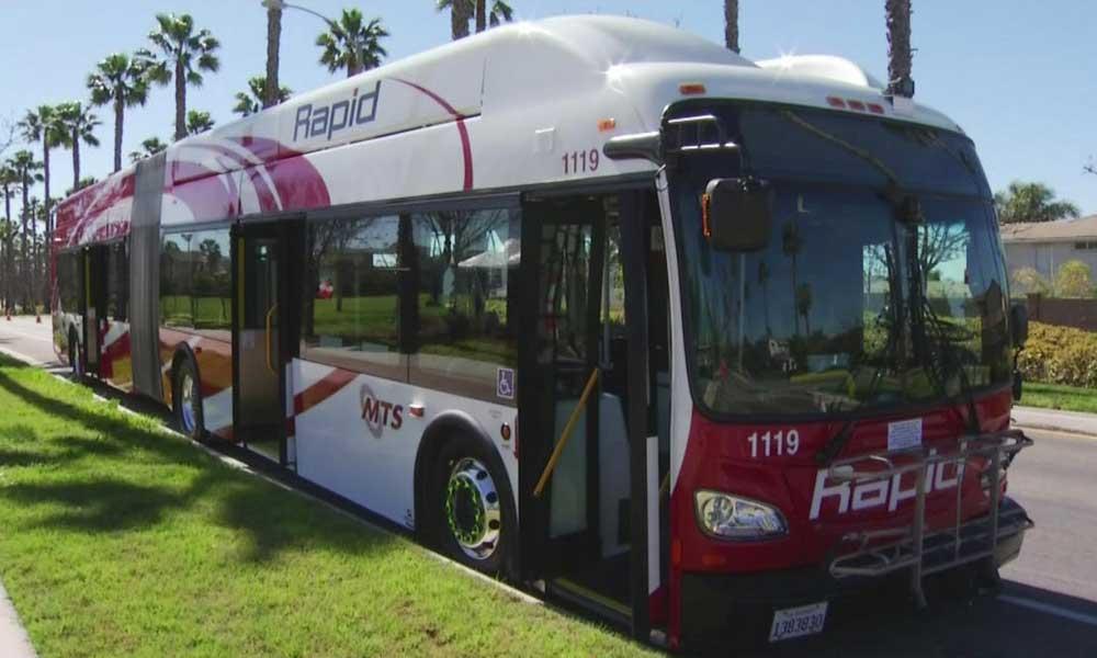 Ruta rápida desde garita de Otay hacia Centro de San Diego ya está en marcha