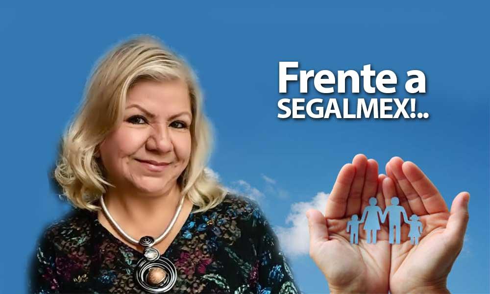 Asume Marina Calderón Gerencia Regional de SEGALMEX, que fusiona Diconsa y Liconsa