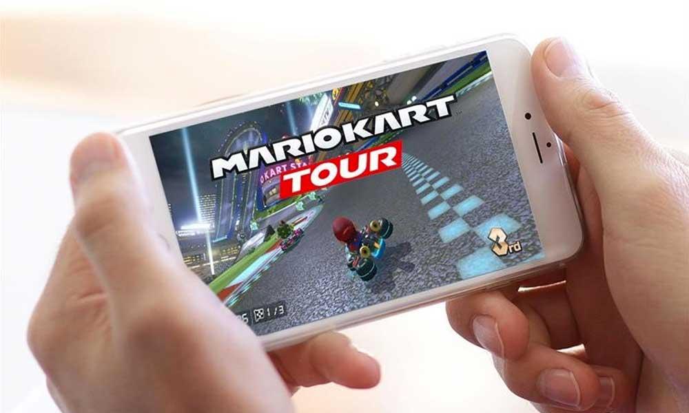 Nintendo anuncia Mario Kart Tour para smartphone este año