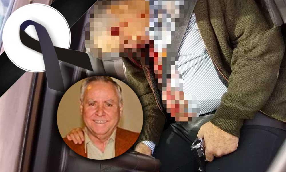 Encuentran muerto de un disparo en la cabeza a empresario y socio de Soriana, Carlos Martín Bringas