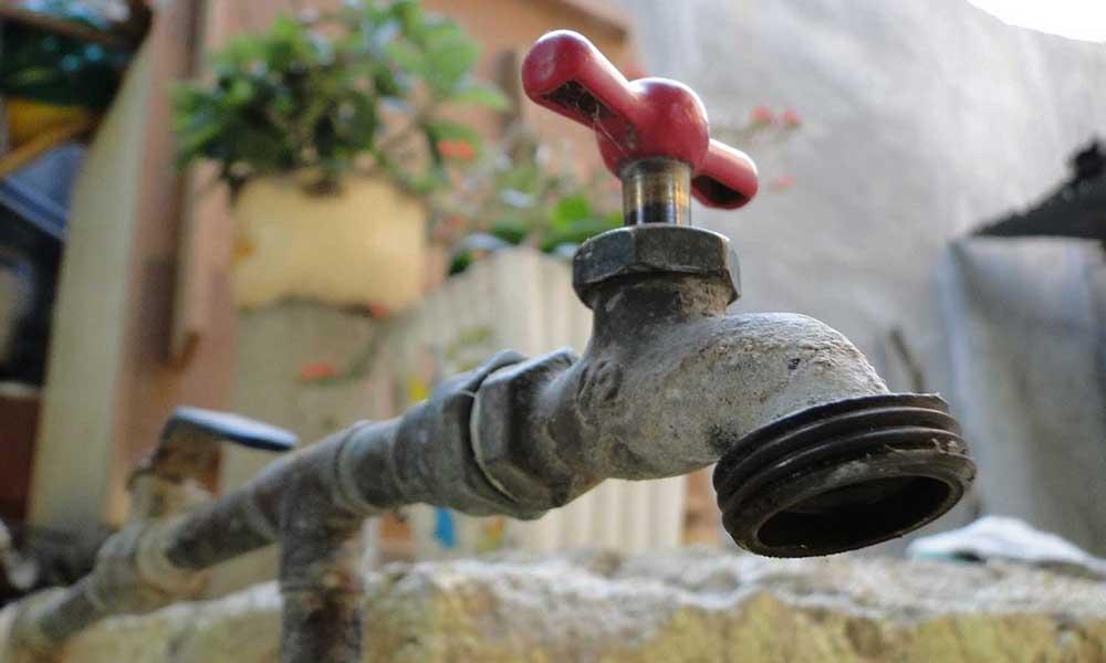 Suspensión de agua en colonia Pedregal y Plaza Encinos en Tecate: Cespte