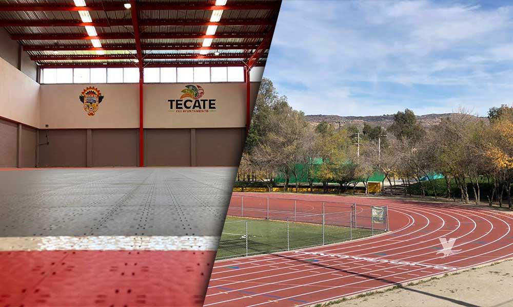 """Imdete promueve que se realicen torneos de """"Juegos NacionalesPopulares"""" en Tecate"""