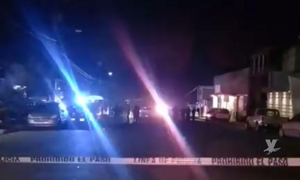 Matan a Policía Municipal y otro queda gravemente herido en Tijuana