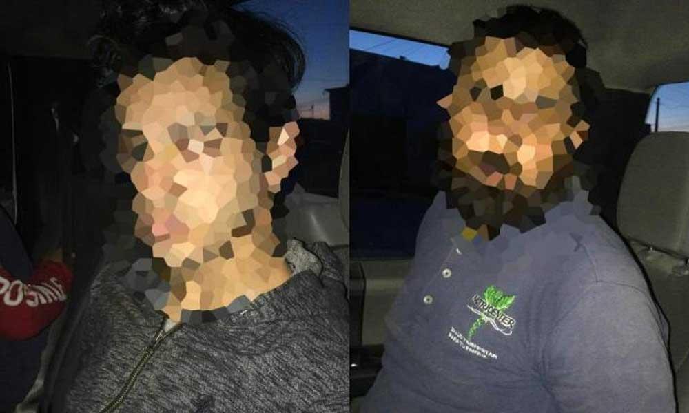 Dos secuestradores son detenido en Tijuana mientras vigilaban a una víctima