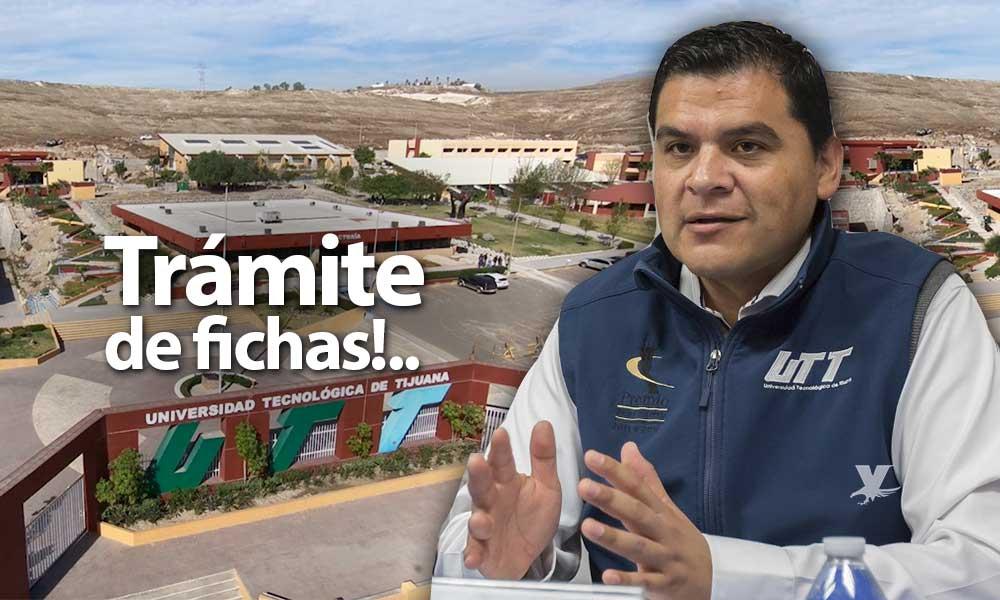 Inicia periodo de trámite de fichas para examen de admisión a la UTT en Tijuana