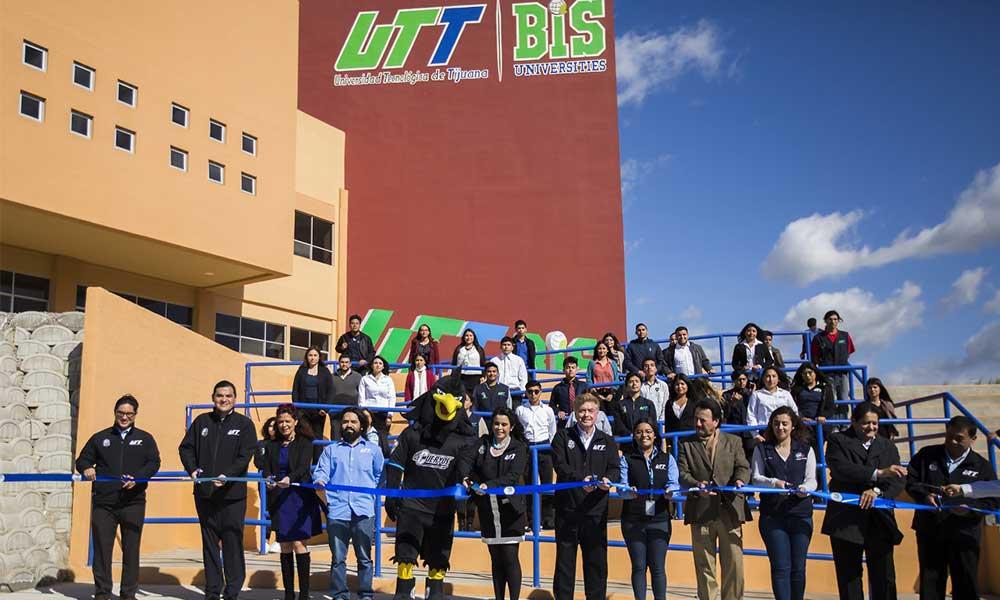 Inauguran el edificio Docencia 5 en UTT, parte del programa BIS: bilingüe, internacional y sustentable