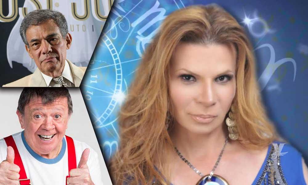 Mhoni Vidente predice que 'Chabelo' y José José morirán este 2019
