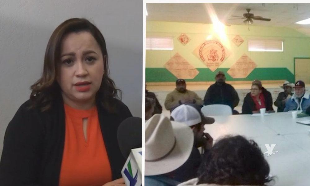Impulso al Desarrollo Rural, es prioridad para el Gobierno de Nereida Fuentes: Victoria Rocha