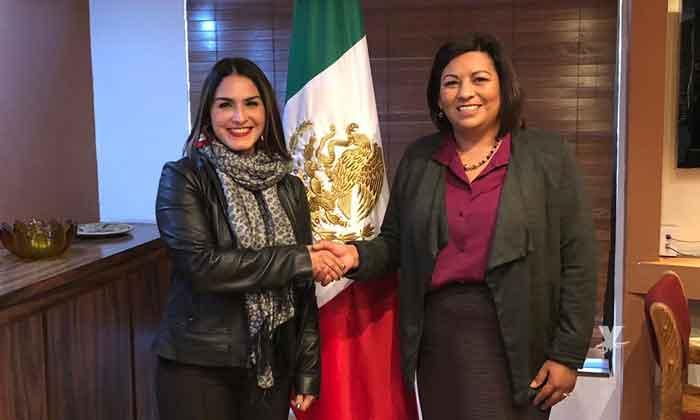 Asume Sheyla Vargas como titular de Desarrollo Económico y Turismo en Tecate