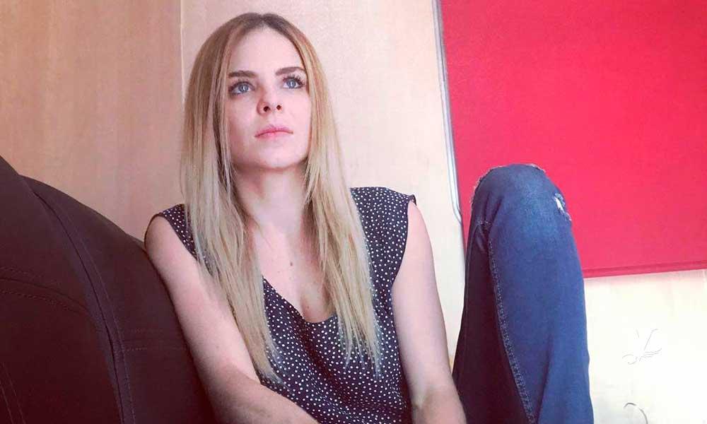 Sorprende la actriz María José Magán con fotografías sin ropa
