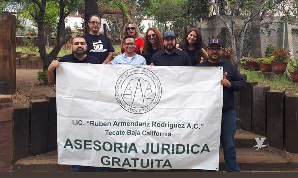 Realizará Barra de Abogados asesorías jurídicas gratuitas en Tecate