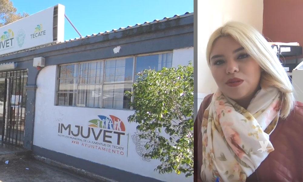 Promueve IMJUVET el bienestar de la juventud en Tecate