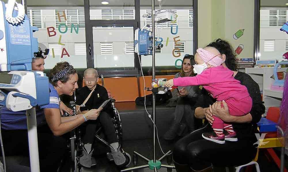 Diagnostican 70 casos por año de cáncer infantil en Baja California
