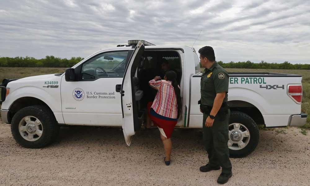 CBP captura a 4,824 en un mes intentando cruzar a San Diego ilegalmente