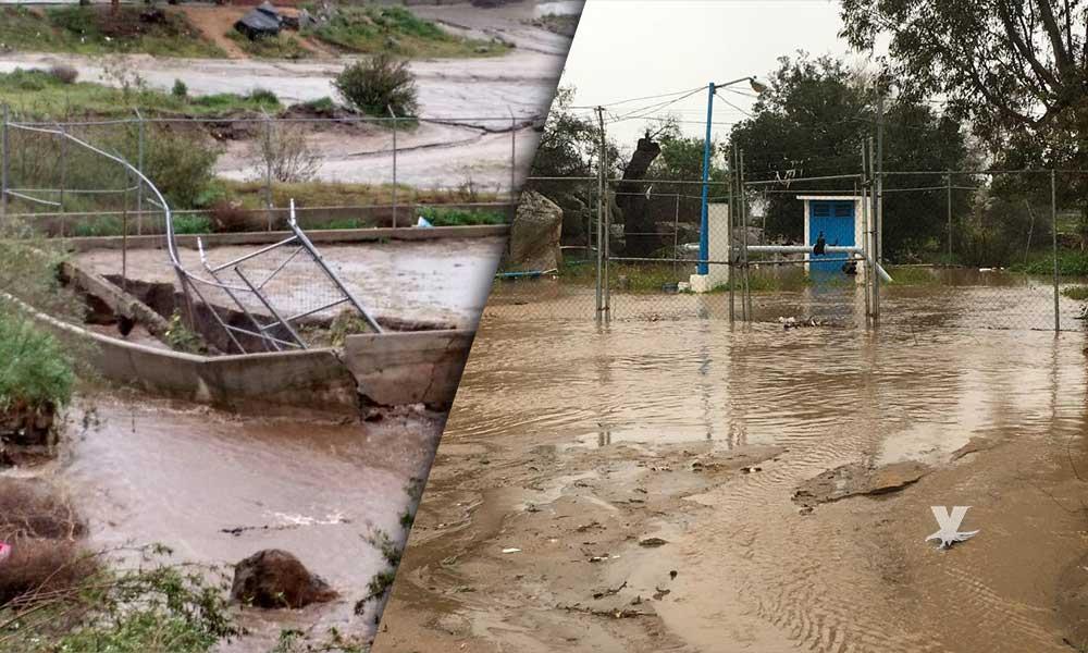 Cespte constata estado de la infraestructura hídrica, luego de las pasadas lluvias