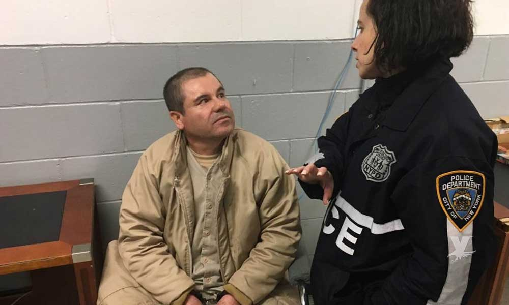"""Joaquín """"El Chapo"""" Guzmán es declarado culpable de narcotráfico por jurado de Estados Unidos"""