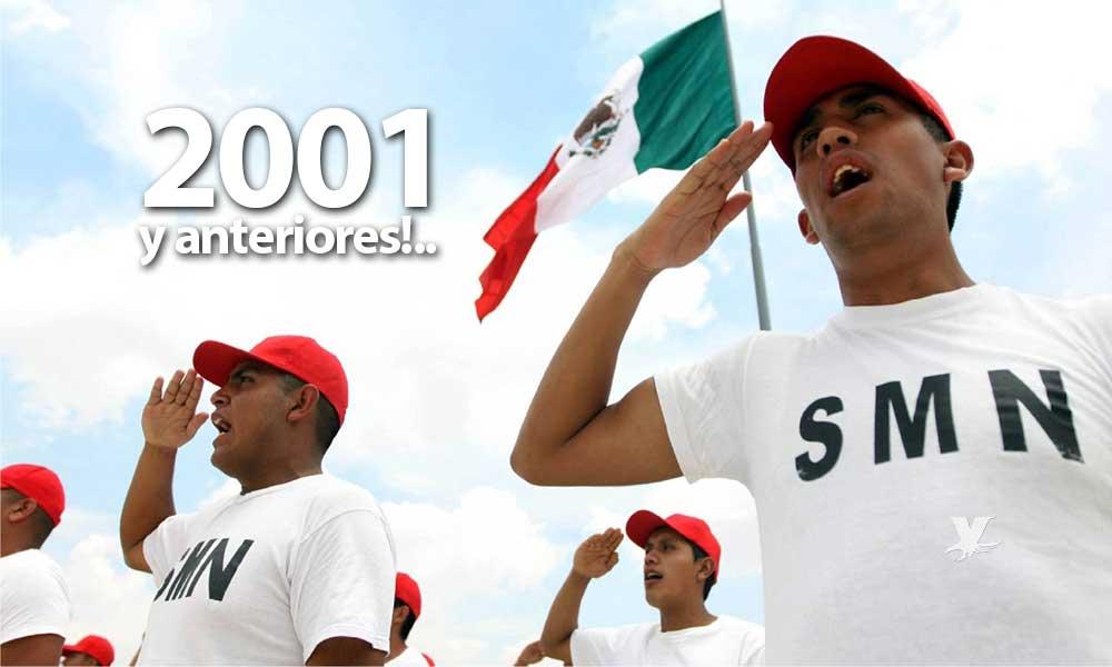 Convocan a jóvenes nacidos en el 2001 a tramitar pre-cartilla militar en Baja California