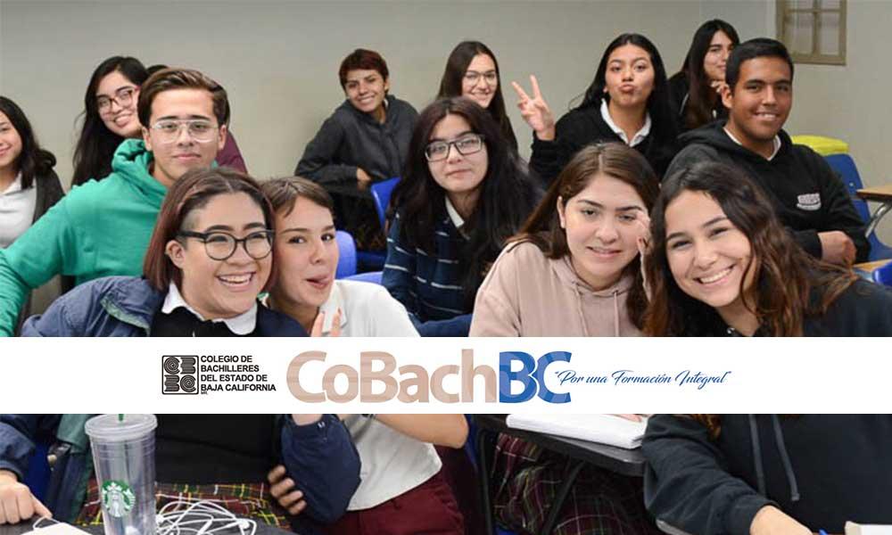 Inicia Cobach ciclo escolar 2019-1 en Baja California; regresan más de 39 mil estudiantes