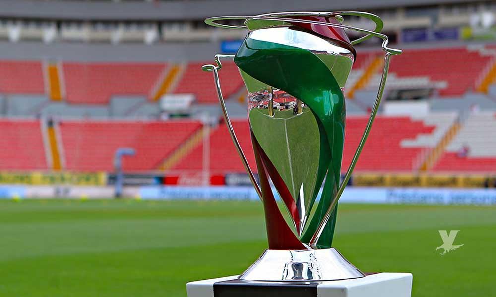 Listos los horarios y días para los octavos de final de la Copa MX